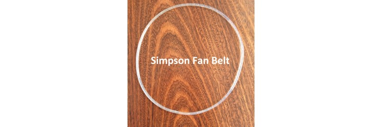Simpson Dryer Fan Belt
